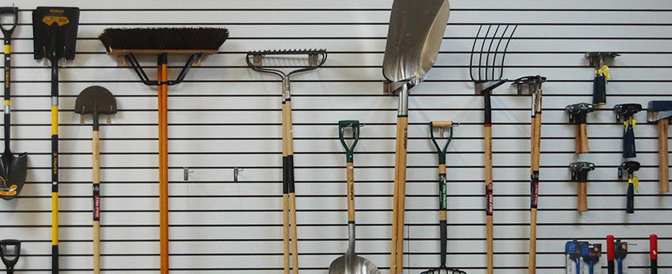 Professional Grade Landscape Tools