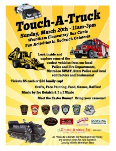 Touch A Truck Dowling Landscape Supplies